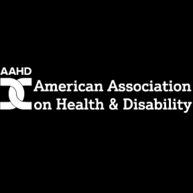 AAHD American Association on Health & Disability