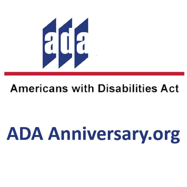 ADA Americans with Disabilities Act ADA Anniversary .org