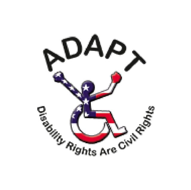 ADAPT Disability Rights are Civil Rights