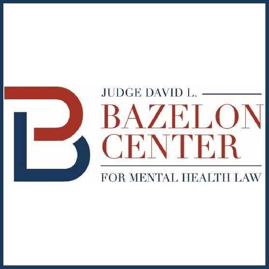 Judge David L. Bazelon Center For Mental Health Law Logo