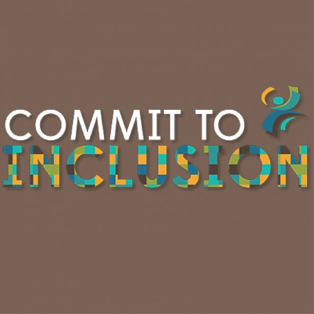 Commit to Inclusion Logo
