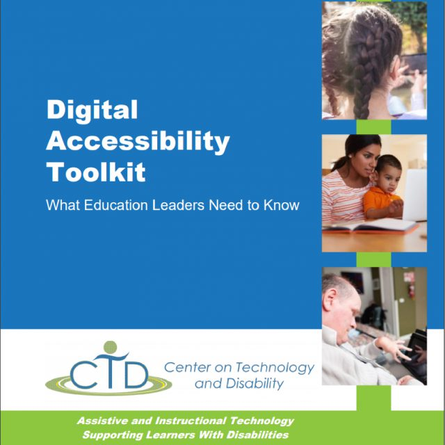 Digital Accessibility Toolkit