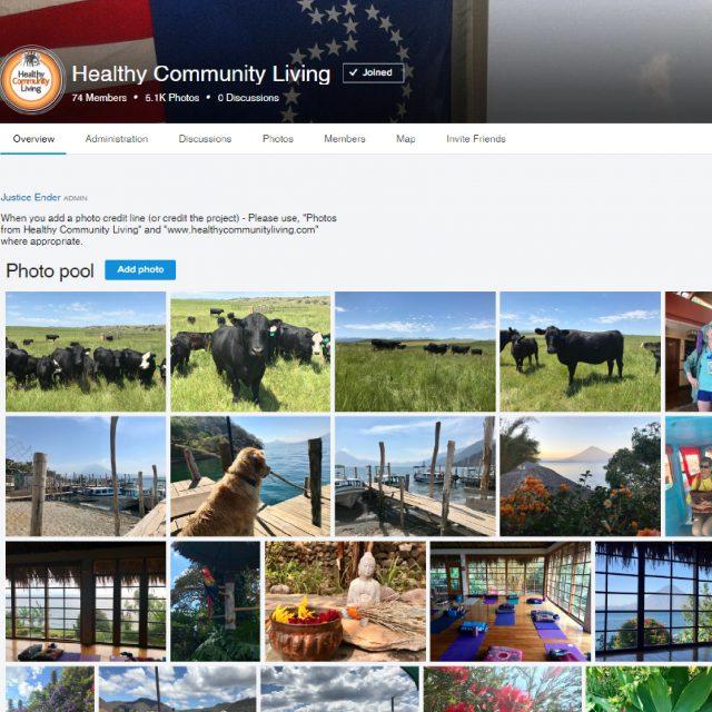 HCL Flickr Screenshot