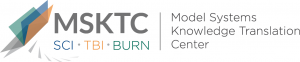 MSKTC Model Systems Knowledge Translation Center logo