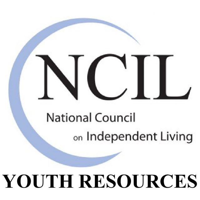 NCIL Youth Resources