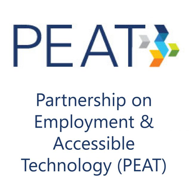 PEAT Partnership on Employment & Accessible Technology