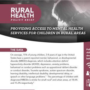 Providing Access to Mental Health... snapshot