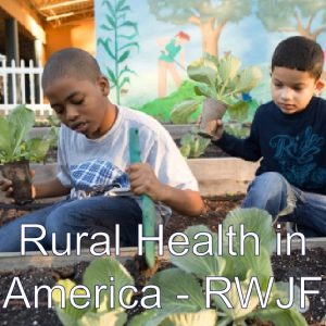 Rural Health in America - RWJF