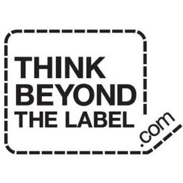 Think beyond the label .com logo
