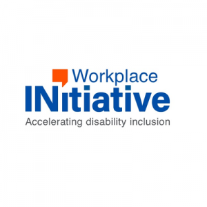 Workplace Initiative Accelerating disability inclusion logo